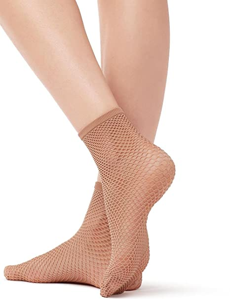 der Verkauf von Schuhen bestbewertet billig heiß seeling original Calzedonia Damen Netz Socken