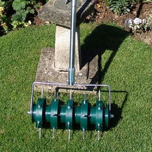 14 opinioni per Greenkey Garden and Home Ltd, Arieggiatore rotante da giardino, 30cm