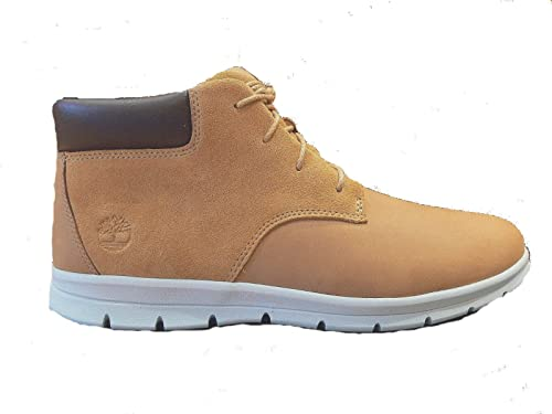 Timberland Graydon Herren Chukka Boots Wheat Nubuck: Amazon