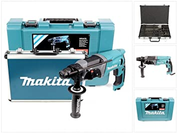 Makita Hr2470 Bohrmaschine Mit Bohrer Und Meisselset 780 W 220 V
