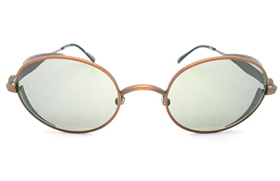 Amazon.com: Matsuda m3016 estilo clásico Titanio anteojos De ...