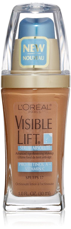 L'Oreal Paris Visible Lift Serum Absolute Advanced Age-Reversing Makeup, Classic Tan, 1.0 Ounces L' Oreal Paris
