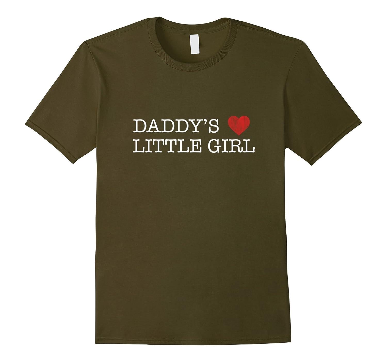 BDSM Daddys Little Girl T-Shirt-RT