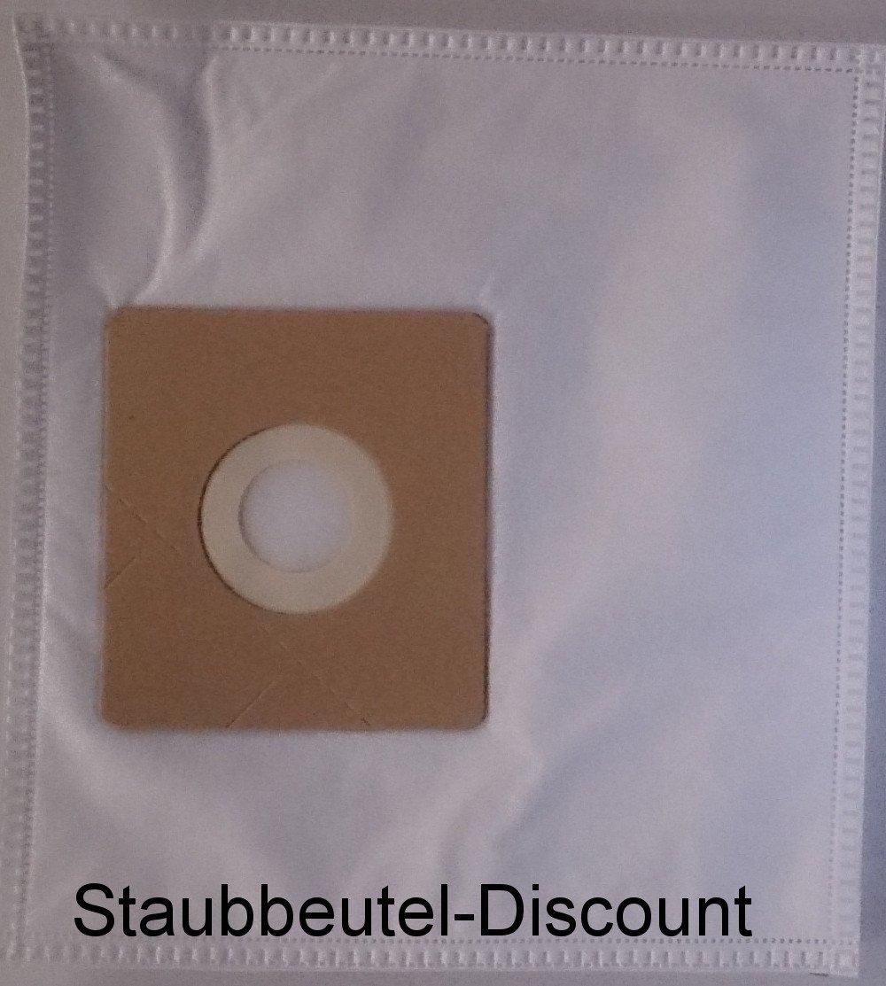 10  Staubsaugerbeutel passend für Goldstar Turbo Extra V-982 CE