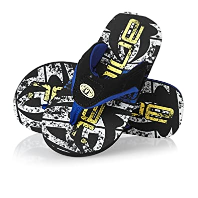 bf93095718c3 Image Unavailable. Image not available for. Color  Animal Jekyl Logo Flip  Flops - Black