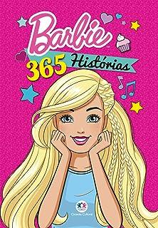 Barbie 365 Atividades E Desenhos Para Colorir 9788538068099