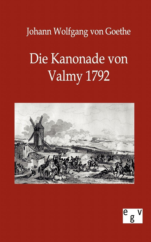 Die Kanonade von Valmy 1792