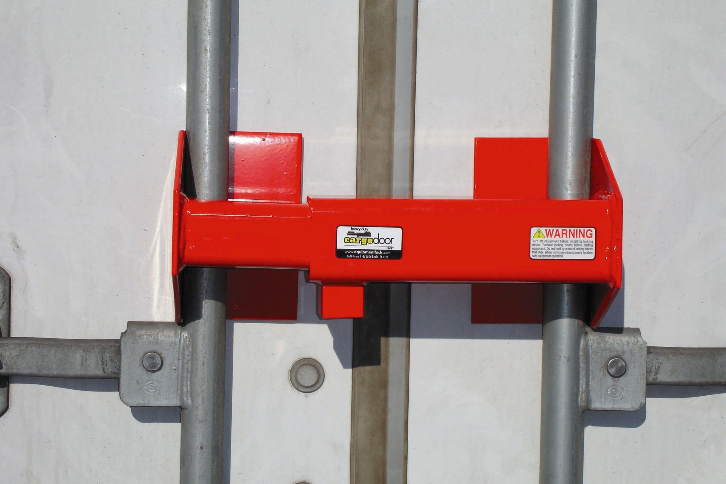 Equipment Lock HDCDL Steel Heavy Duty Cargo Door Lock