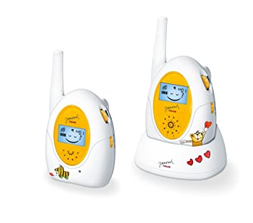 12c1cc642a8 Amazon.com : Janosch by Beurer Baby Monitor : Beurer : Baby