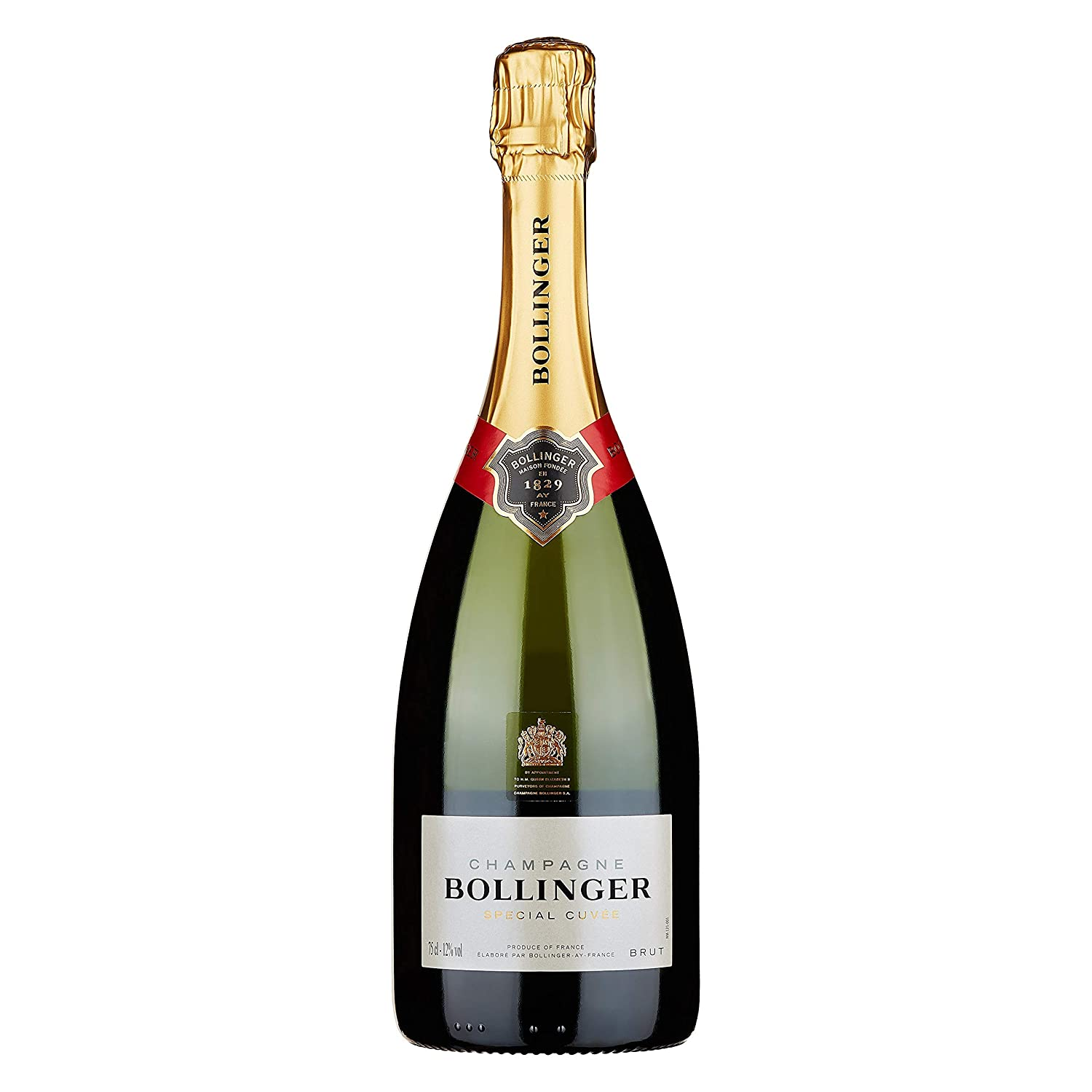 Topmoderne Bollinger Special Cuvée Champagne, 75cl: Amazon.co.uk: Grocery WM-19