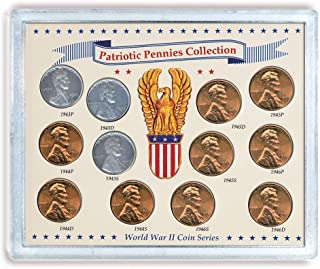product image for American Coin Treasures Patriotic Pennies Collection