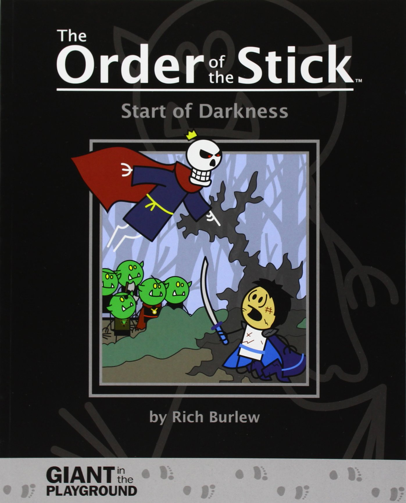 The Order of the Stick - Start of Darkness