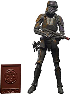 Star Wars The Black Series Credit Collection Imperial Death Trooper Toy 6-Inch-Scale The Mandalorian Collectible Figure (Amazon Exclusive)