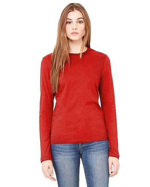 e3c0f749c Harshita Creation HC Designer Round Neck Full Sleeve Tops T-Shirt for Women  Girls Party Wear Stylish T-Shirt Tops