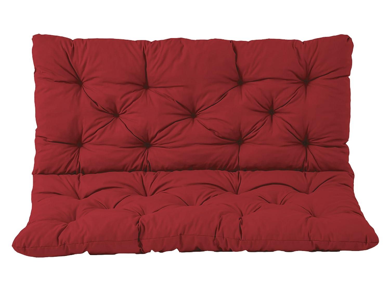 imbottito Set di 2 cuscini seduta e schienale per sedia