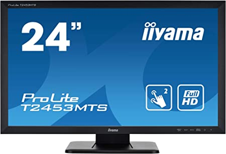 Iiyama Prolite T2453mts B1 59 8 Cm Va Led Monitor Computer Zubehör