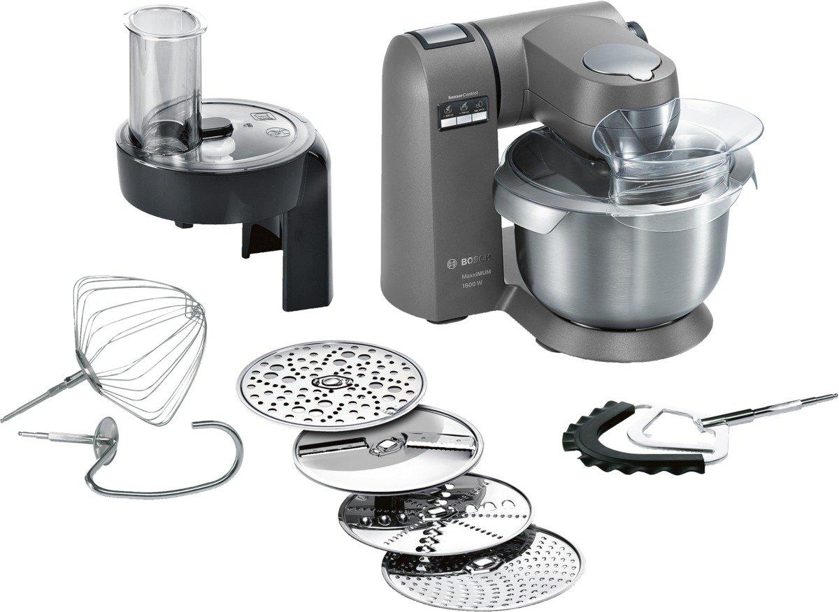Amazon.de: Bosch MUMX30GXDE Küchenmaschine MaxxiMUM (1600 W ...