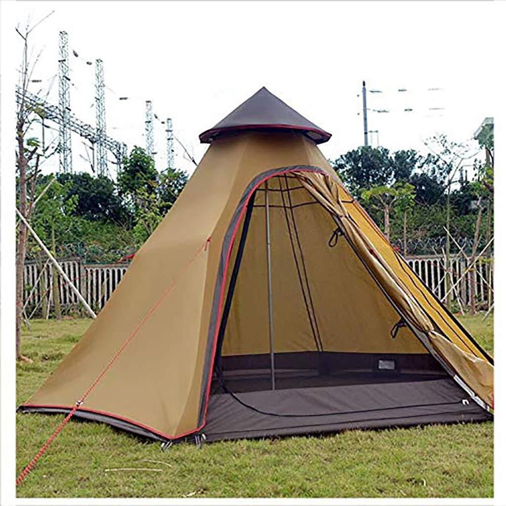 QTDS WindBesteändige Campingzelte im Freien