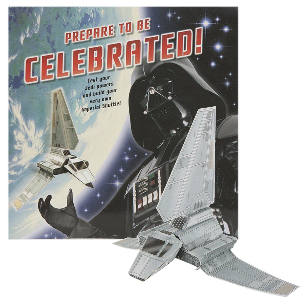 Epic Day motivo Star Wars-Biglietto di auguri di compleanno