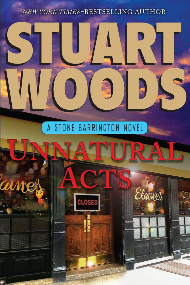 Read Online Unnatural Acts (Stone Barrington: Thorndike Press Large Print Basic) ebook