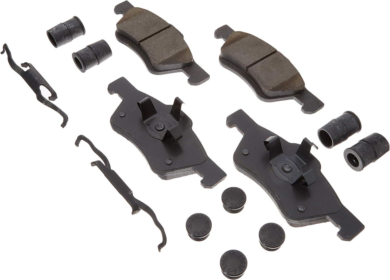 Pro Braking PBF1517-TBL-SIL Front Braided Brake Line