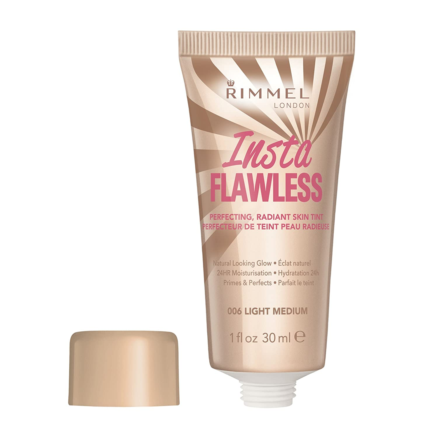 Rimmel London - Insta Flawless Foundation Coty