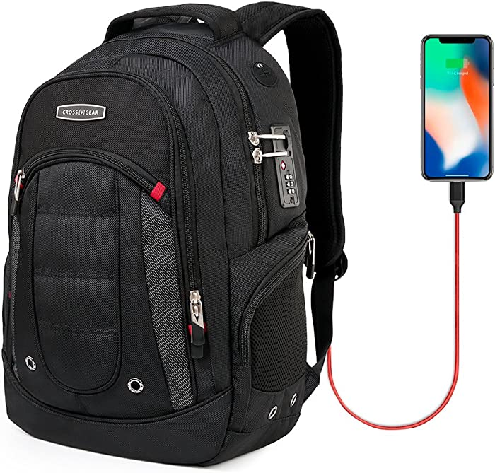 Top 7 Laptop Backpack Wide Opening