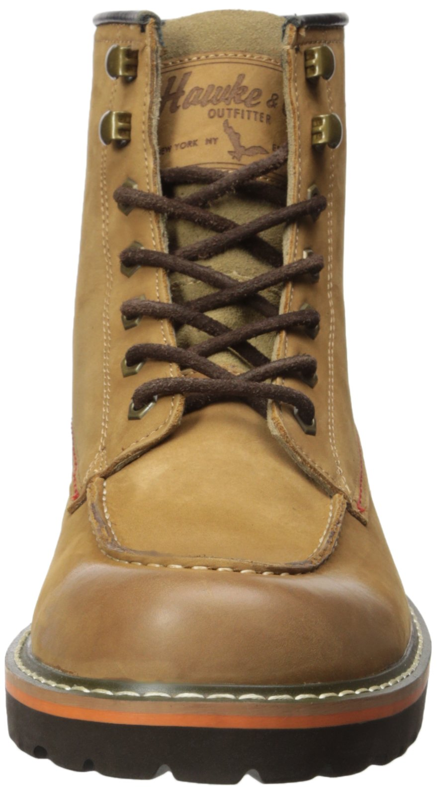 Hawke & Co Men's Harrison Work Boot, Wheat, 10.5 M US by Hawke & Co (Image #4)