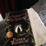 El nombre del viento (Crónica del asesino de reyes 1) eBook: Rothfuss, Patrick: Amazon.es: Tienda Kindle
