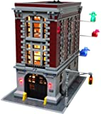 Brick Loot Ghostbusters Firehouse Headquarters Lighting Kit for Set 75827
