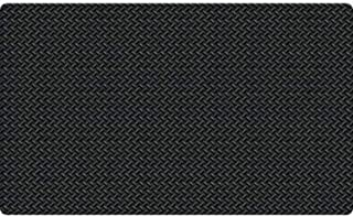 product image for Apache Mills Diamond Foot Anti-Fatigue Industrial Mat, Black, 9/16-Inch Thick, 3-feet by 5-Feet