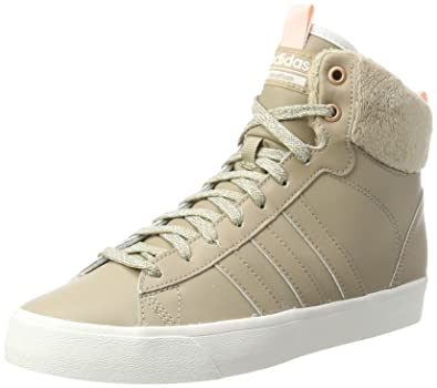 online retailer 0c350 40e5f adidas Damen CF Daily QT WTR W Hohe Sneaker Core BlackUtility  BlackMystery Ruby - associate-degree.de