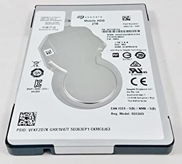 Amazon Com 2tb Sata Notebook Laptop 2 5 Hard Drive For Sony