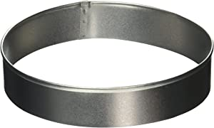 "CybrTrayd R&M Biscuit Cutter 5"", Metallic"