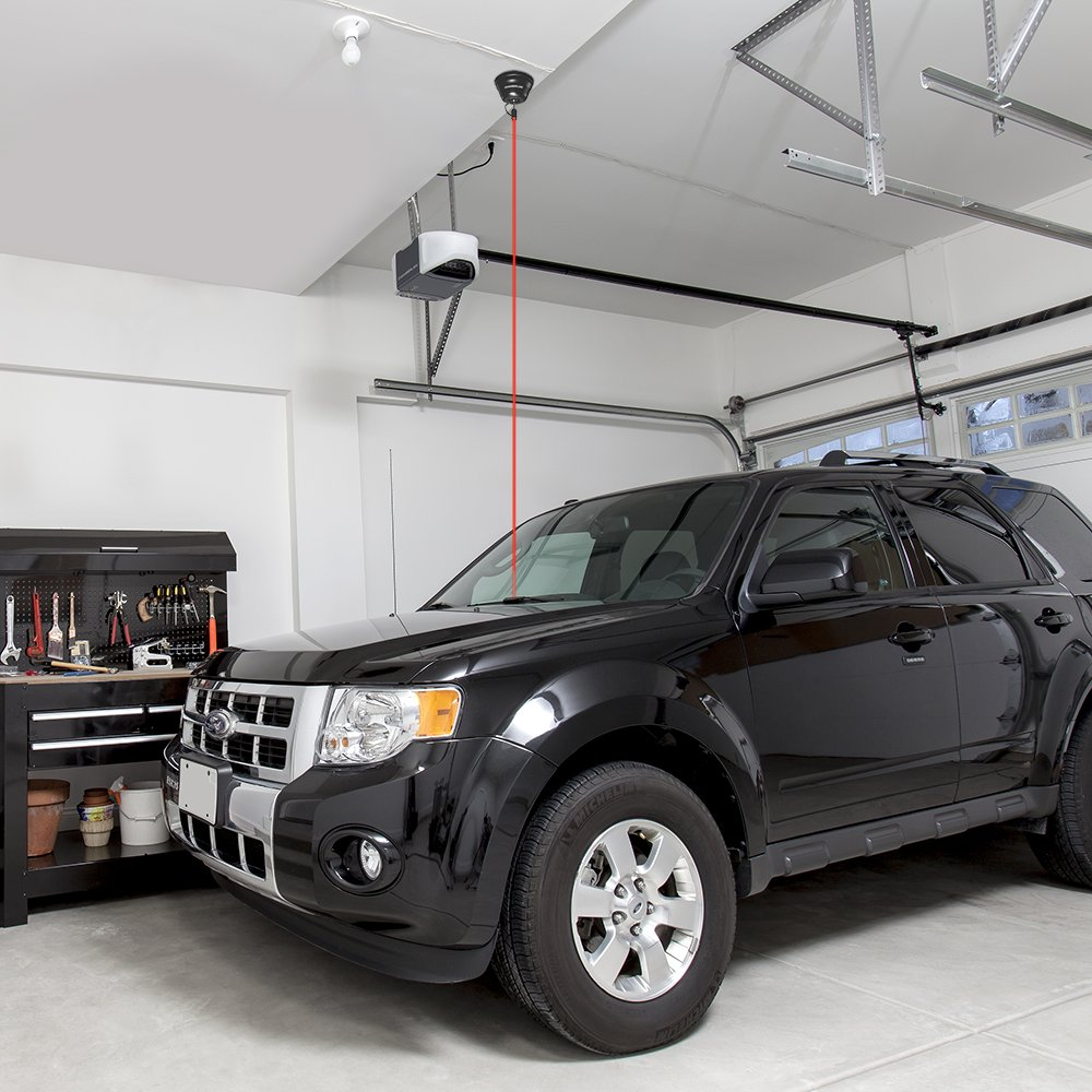 Parking Garage Sensor Lights: Home Garage Parking Assist Laser Sensor Aid Guide Stop