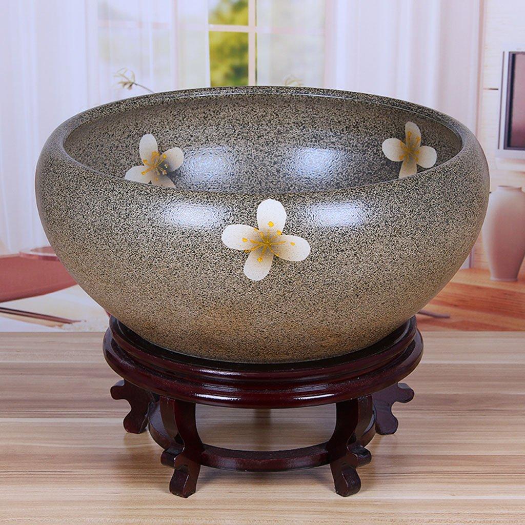 Maceta Chino Interior cerámica sin Agujeros Plantas ...
