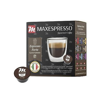 Nescafe Dolce Gusto Cápsulas Compatibles Maxespresso Café Gourmet Italiano Café De Calidad Grocery Gourmet Food