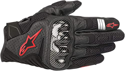 Alpinestars Men's SMX-1 Air v2 Motorcycle Riding Glove