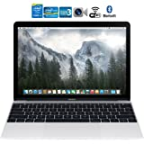"Apple Macbook Retina Display 12"" Laptop (2015) - 256GB SSD, 8 GB Memory, Silver (Certified Refurbished)"