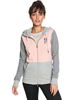 Roxy Dress Like You re - Sudadera con Capucha y Cremallera para Mujer