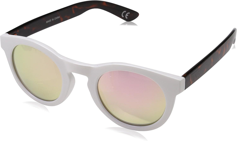 Vans LOLLIGAGGER SUNGLASSES Gafas de sol, Multicolor (White Matte-Tortoise), 1