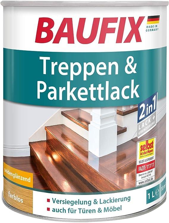 Baufix 0880870101 - Barniz incoloro: Amazon.es: Bricolaje y herramientas