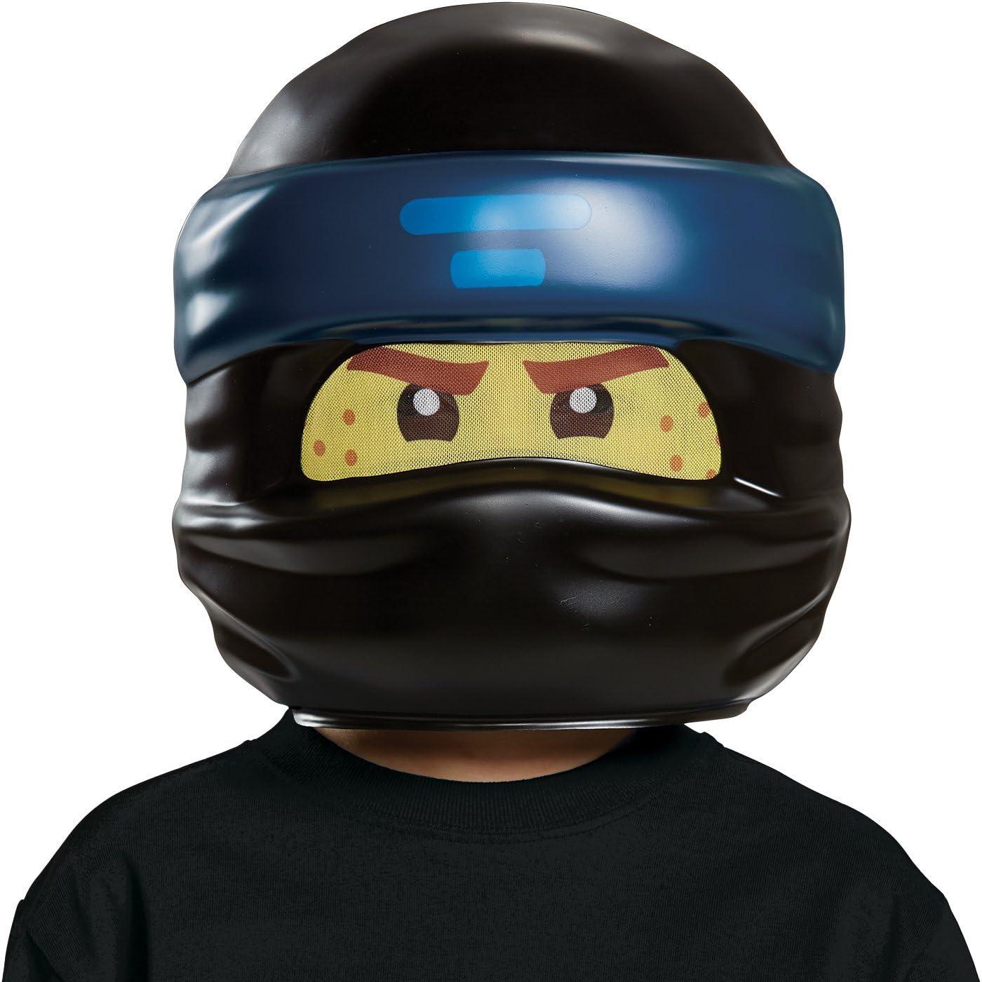 Máscara de LEGO Ninjago: La película, Jay (talla única)