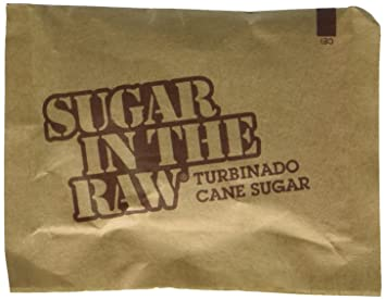 Amazoncom Sugar In The Raw Single Serve Packets 650 Packets