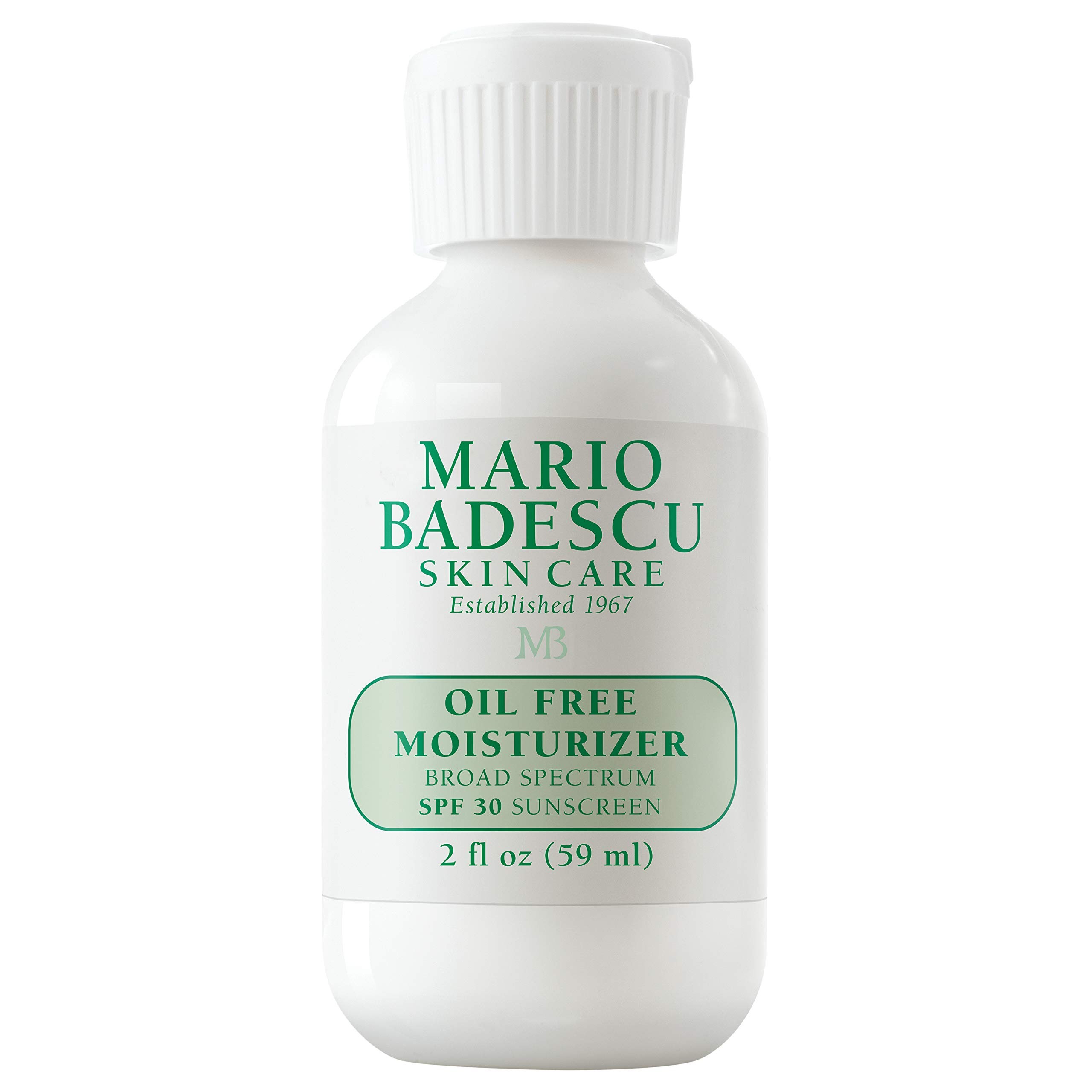 Mario Badescu Oil Free Moisturizer SPF 30, 2 Fl Oz