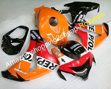 Hot Sales Moulage par injection CBR 1000/ RR 1000RR 08/ 09/ 10/ 11/ Corps Cowlings Lot Cbr1000rr Fireblade 2008 2011/ Repsol Moto Car/énages