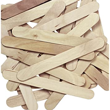 Wooden Craft Sticks Crafting