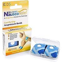Sea-Band Wrist Band Drug Free Nausea Relief - Child Blue