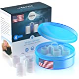 Venyn Set of 4 Nose Vents to Ease Breathing - Anti Snoring - No Side Effects - Advanced Design - Reusable - Includes…