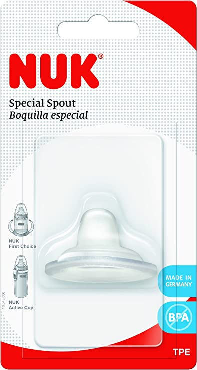 Nuk Free-Flow TPE Spout For Learner Bottles